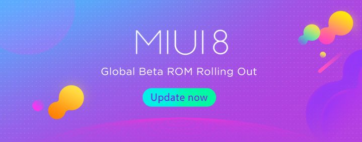 MIUI 8 Global Beta ROM 7.7.6 now available for download