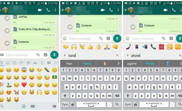 Whatsapp new features 2017