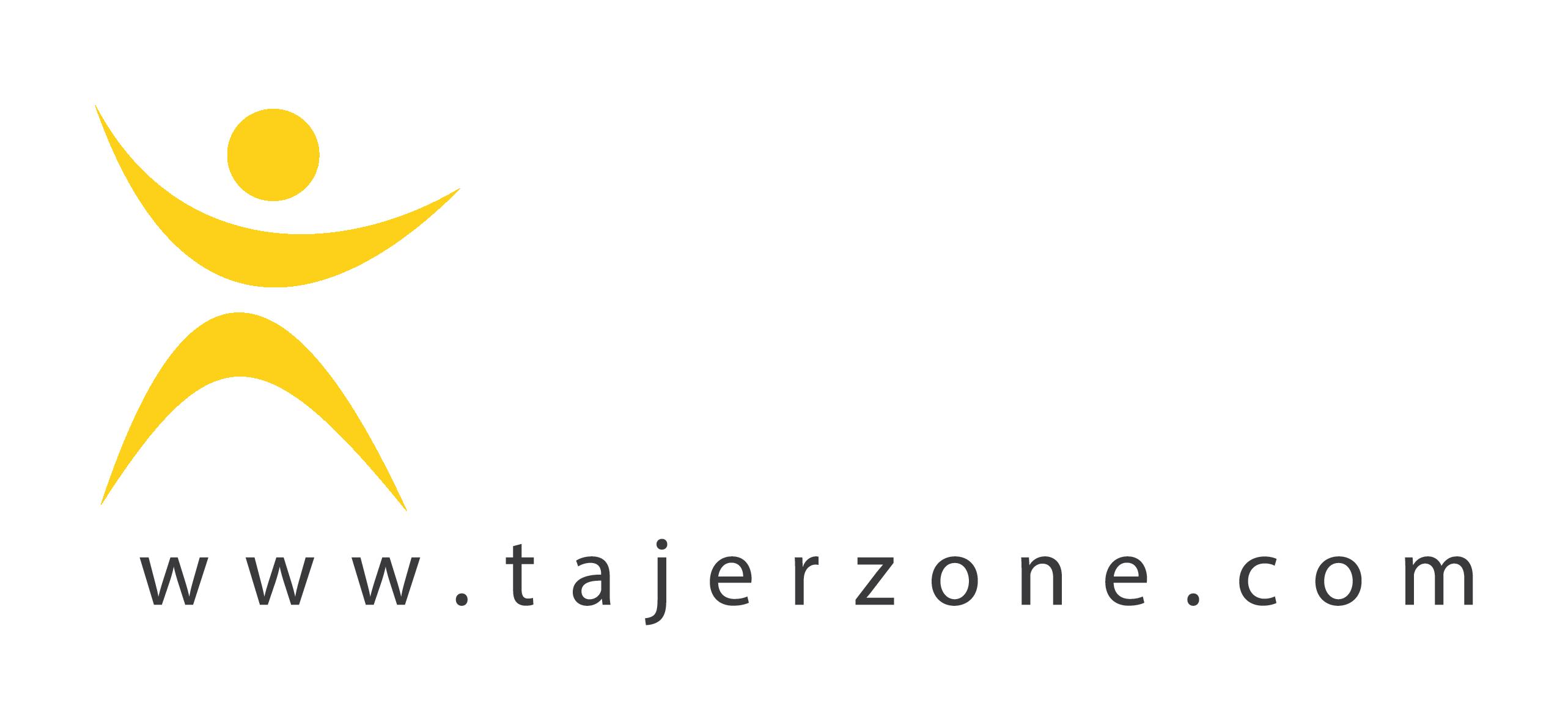 TAJERZONE OFFICIAL NEW LOGO
